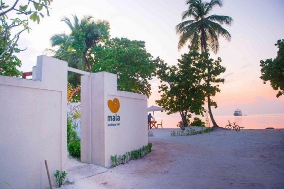 Maldive in guets house - Atollo di Ari Sud - Mala Boutique Inn - TOP PARTNER GENOVAGANDO
