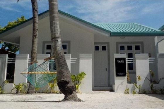 Maldive in guest house - Felidhoo Island - Vavvu Atoll - Vaali Beach Lodge - NOSTRO TOP PARTNER