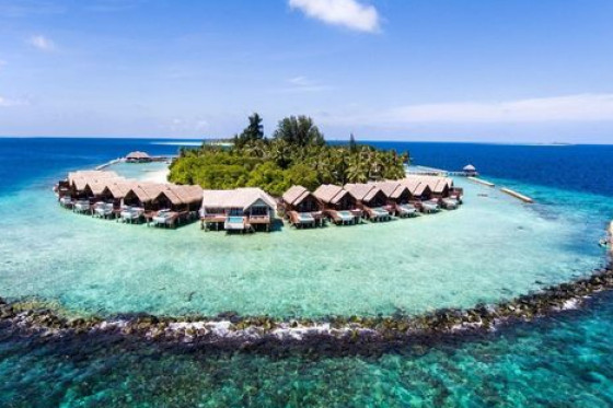 MALDIVE - Atollo di Ari - Amaya Resort and Spa