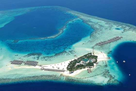 Constance Moofushi  Maldives Resort
